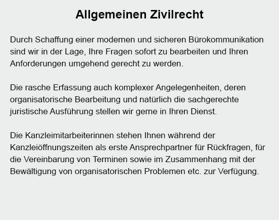 Verkehrszivilrecht bei  Heiligkreuzsteinach