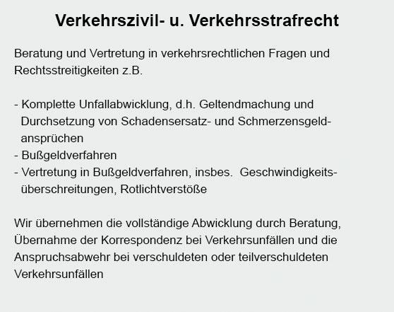 Zivilrecht für  Hanhofen